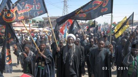 Ashura in Kano, Nigeria