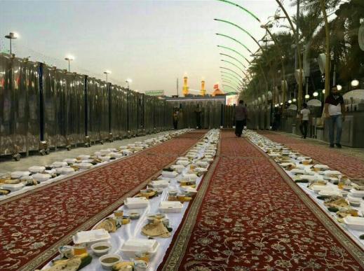 Ramadan-holy-shrine-of-Imam-Husayn-iftar-2