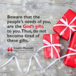 Imam hussain quotes
